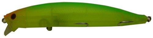 タックルハウス(TACKLE HOUSE) ルアー コンタクト FEED shallow 105F マット・クリアチャート No4の商品画像