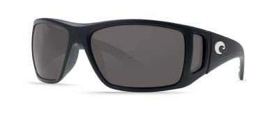 Costa Del Mar MB1GOGGLP Bomba Sunglass, Black Gray