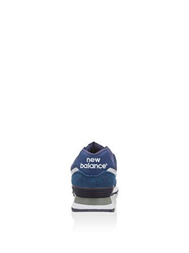 Da blu Balanceml574 New D Scarpe Uomo Blu Ginnastica Basse AfFwSn