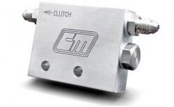Disc Clutch Valve (Clutchmasters FCV-2000 Clutch Masters New FLow Control Valve)