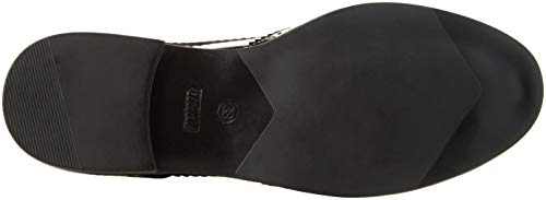 de BATA Negro Nero Zapatos 6 Cordones para Mujer 5216470 Brogue qq4EZwAr7