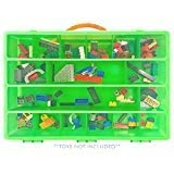 Life Made Better Toy Storage Box Compatible Glimmies Carrying Case, Organizer and Protective Case, Store Characters