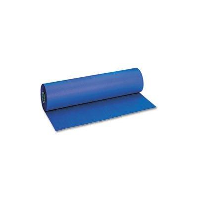 Riverside Paper Decorol Flame Retardant Colored Paper Rolls, 36in. x 1000ft., Blue