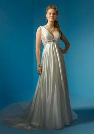 New Alfred Angelo Wedding Gown - 1