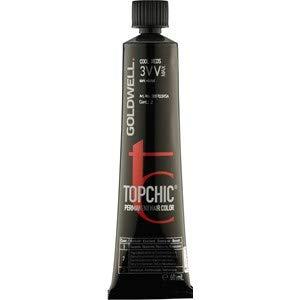 Goldwell Topchic Professional Hair Color (2.1 oz. tube) - 5RR MAX