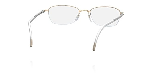 ebc2bdb8089 Silhouette Eyeglasses Illusion Nylor 4453 White (6053