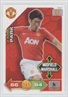 Ji-Sung Park (Trading Card) 2011-12 Panini Adrenalyn XL Manchester United - [Base] #107