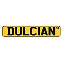 Dulcian ST - Instruments - Street Sign [ Decorative Crossing Sign Wall Plaque ]