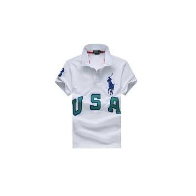 Ralph Lauren Polo USA Boys Mesh Cotton Polo Shirt School Sports 7