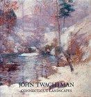 img - for John Twachtman: Connecticut Landscapes by Deborah Chotner (1990-02-03) book / textbook / text book