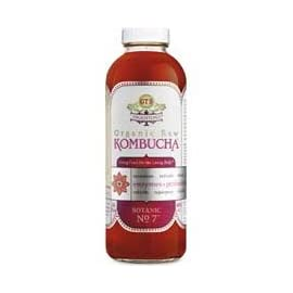 GT'S ENLIGHTENED KOMBUCHA, Hibiscus, 16 Ounce (Pack of 12) 46 Our enlightened line of gt's kombucha is a new interpretation of an ancient elixir. It has a lighter and smoother personality than our original formula wit