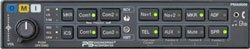 PS ENGINEERING PMA8000B Audio Panel w/ 6-Place Built-In Intercom - GMA340 Direct Replacement - Aircraft Audio Panel