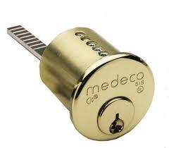 Medeco 10T0400H High Security 1-1/8