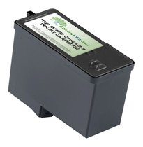 Compatible Dell Series 7 Black 966/968 Ink Cartridge (CH828/CH883), Office Central