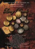 Heritage Numismatic Auctions Long Beach 2005 Signature Auction Catalog #376 9781932899764