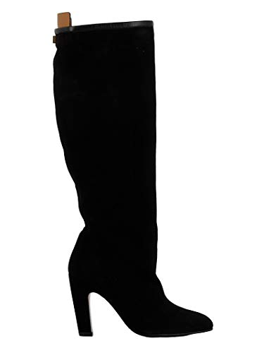 Yl99429 Boots Women's Black Weitzman Suede Stuart qEg4S8wn