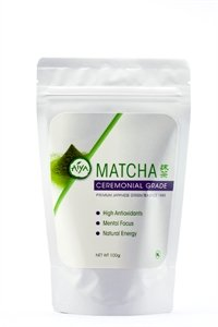 Aiya Ceremonial Matcha Tea, 100 gram bag by AIYA SINCE 1888