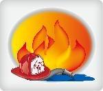 Fireman Edible Icing Image (1/4 Sheet)