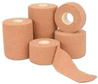 9100TN-030 Bandage CoFlex LF2 LF NS FM 1''x5yd Tan 30 Per Case Part No. 9100TN-030 by- Andover Coated Products by The MarbleMed Incorporated (Image #1)