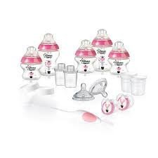 Tommee Tippee Closer to Nature Exclusive Newborn Starter Set - Girl by Tommee Tippee (Image #1)