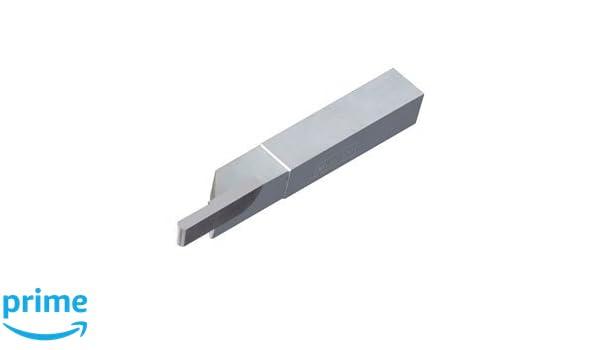 3//8 Width 3//8 Height 0.120//0.122 Width Micro 100 GS-120002 Brazed Groove Tool Square Shank DiameterStyle GS 0.003 maximum Radius 0.400 Length 3 Length