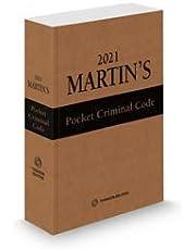 Martin's Pocket Criminal Code, 2021 Edition