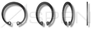 (2000 pcs) 0.250'', Internal Retaining Rings, SAE 1060-1090 Carbon Steel, Phosphate Coated by Aspen retaining-rings