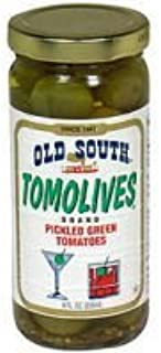 product image for Old South Tomolives Pickled Green Tomatoes, 16 Ounce (Pack of 1)