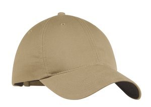 Nike Golf - Unstructured Twill Cap , 580087, Khaki, No Size from Nike