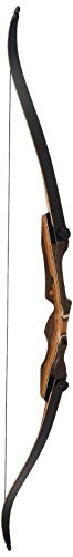 Samick Sage Takedown Recurve Bow, 60 lb, Right Hand