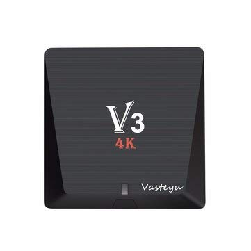 V3 RK3229 2GB RAM 8GB ROM Android 6.0 2.4G WiFi 100M LAN 4Kx2K H.265 HEVC VP9 Android Box Mini - Home Audio & Video TV Boxes - (UK) - 1 x VAM9020 Multifunctional Voltage Current Power Test -