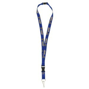 (NHL St. Louis Blues Team Color Lanyard, 22-inches,)