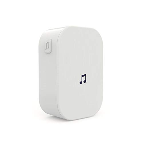 1080P Wireless WiFi Doorbell Camera wi-fi with Motion Detector Security Camera with PIR Monitor Detection Two-Way Audio & Night Vision for iOS and Android Smart App Control (Door Chime)