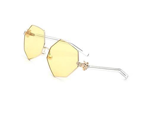 protection lunettes soleil lunettes conduite Pour hommes décoration lunettes voyager Yellow des de Kangqi soleil Mode UV400 de pour vzwRfx