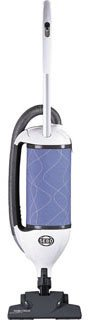 SEBO White Upright Vacuum Cleaner 9824AM (Cleaners Upright Sebo Vacuum Nozzle)