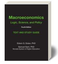 Macroeconomics: Logic Science & Policy 4/E (Textbook + Loose Leaf Bundle) (Csn)