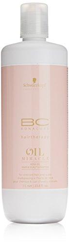 Schwarzkopf BC OIL MIRACLE Rosenöl Shampoo 1000 ml