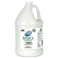 (Dial basics liquid hand soap 1 gal [PRICE is per)