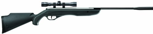 Crosman 3051 Fury Nitro Piston Pellet Rifle (.177) ()