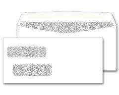 EGP Self Seal Double Window Envelope - 9 x 4 1/8