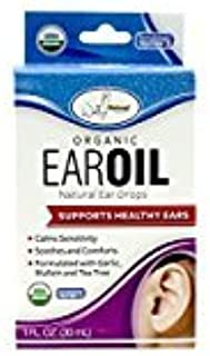 product image for Wally's Natural Products, Organic Ear Oil with Garlic and Mullein, 1 fl oz - 2pc