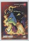 - Ghost Rider (Trading Card) 1992 Impel Marvel Universe Series 3 - [Base] #25