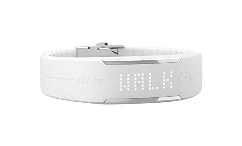 Polar Loop 2 - Activity Tracker - weiss - Aktivitätsarmband - inklusive Herzfrequenzsensor H7