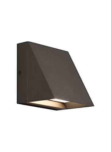Tech Lighting 700WSPITSZ-LED830 Pitch Wall single bz LED830 Pitch Collection