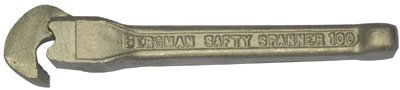 Bergman Safety Spanner 101 Spanner Wrenches, 14'' Overall Length, 1 3/8'' Opening Size by Bergman Safety Spanner (Image #1)
