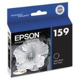 Epson T159120 UltraChrome Hi-Gloss 2 Photo Black Cartridge (T159120), Office Central