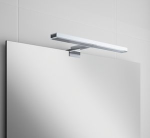Minerva Led Spotlight For Mirror Ip44 Bathroom 28 50 80 Cm Amazon