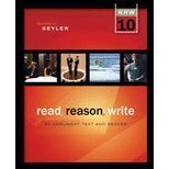 Read Reason Write by Seyler,Dorothy. [2011,10th Edition.] Paperback pdf