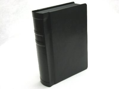 Art Style Albums Professional 5x7 All Black Wedding Photo Album 30 Pages