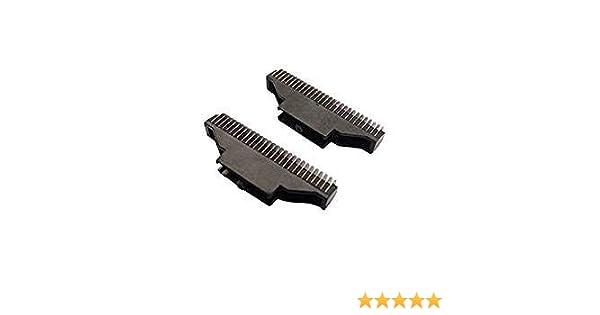 Manss Eelectronic - Cuchillas de repuesto para afeitadora ...